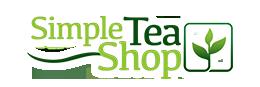Simple Tea Shop Logo